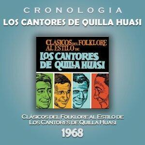 Los Cantores de Quilla Huasi Cronología - Clásicos del Folklore al Estilo de Los Cantores de Quilla Huasi (1968)
