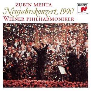 Neujahrskonzert / New Year's Concert 1990