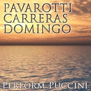Pavarotti - Domingo - Carreras Perform Pucinni