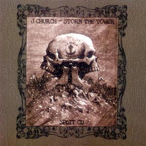 J Church - Storm The Tower Split CD