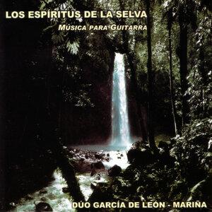 Los Espiritus De La Selva-Musica Para Guitarra