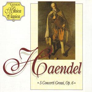 5 Concerti Grossi, Op. 6 de Haendel