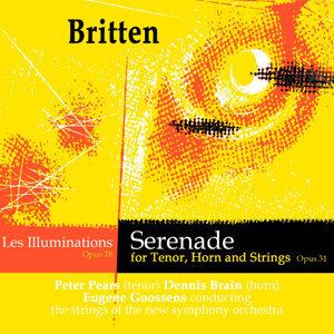 Britten Les Illuminations
