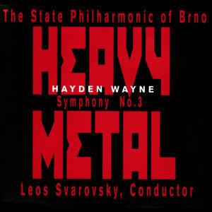 Hayden Wayne-Symphony #3-HEAVY METAL