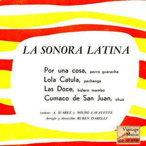 """Vintage Cuba Nº 56 - EPs Collectors, """"Cumaco De San Juan"""""""