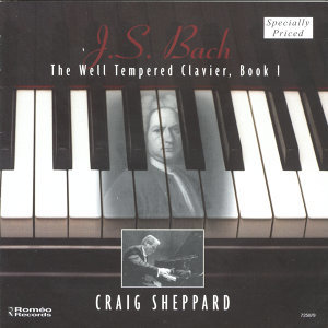 The Well Tempered Clavier, Book I