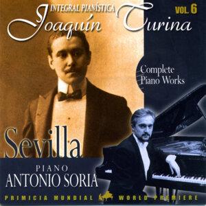 Joaquin Turina Complete Piano Works Vol 6 Sevilla