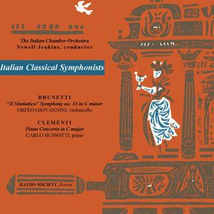Italian Classical Symphonies - Brunetti/Clementi
