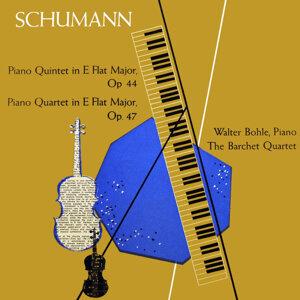 Schumann Piano Quintet / Quartet