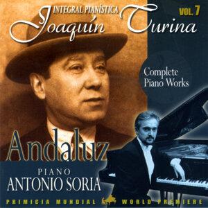 Joaquin Turina Complete Piano Works Vol 7 Andaluz