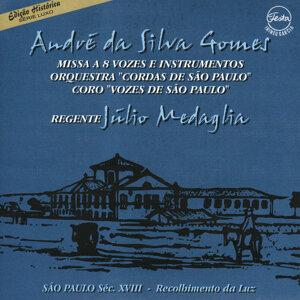 André da Silva Gomes - Missa a oito vozes e instrumentos