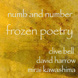 Frozen Poetry