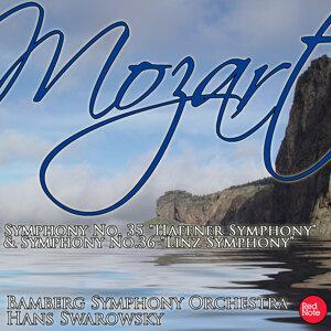 """Mozart: Symphony No. 35 """"Haffner Symphony"""" & Symphony No.36 """"Linz Symphony"""""""