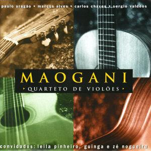 Maogani Quarteto De Violões