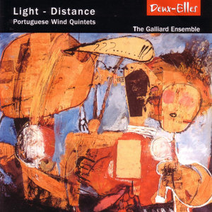 Light - Distance: Portuguese Wind Quintets