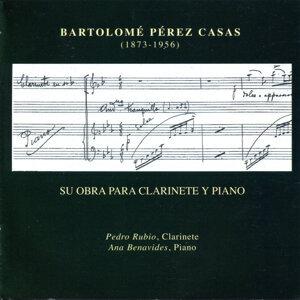 Bartolomé Pérez Casas: Su Obra para Clarinete y Piano