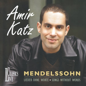 Mendelssohn-Lieder Ohne Worte-Songs without Words