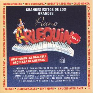 Piano Arlequin - Grandes Exitos de los Grandes