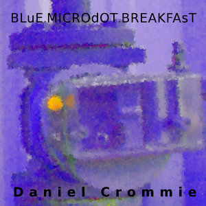Blue Microdot Breakfast