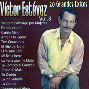 20 Grandes Exitos, Vol. 3
