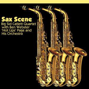 Sax Scene