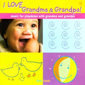 I Love Grandma & Grandpa!