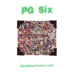 Live Gladtree Festival 4-10-04
