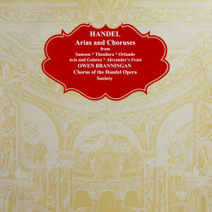 Handel Arias And Choruses
