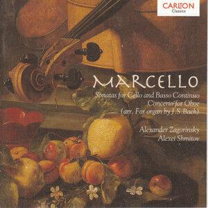Sonatas For Cello & Continuo