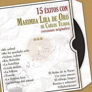 15 Éxitos Con la Marimba Lira de Oro  (Versiones Originales)
