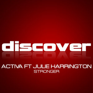 Stronger (feat. Julie Harrington)