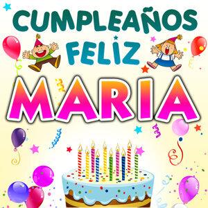 Cumpleaños Feliz Maria