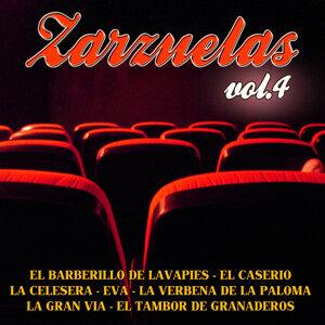 Zarzuelas  Vol. 4