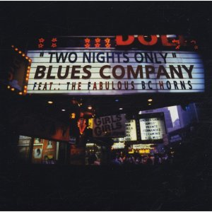 Two Nights Only - Live