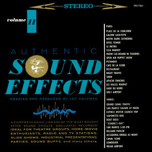 Authentic Sound Effects (Vol. 11) - Vol. 11