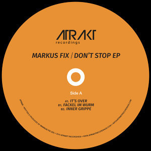Don't Stop EP (Array)