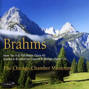 Brahms: Trio & Quintet