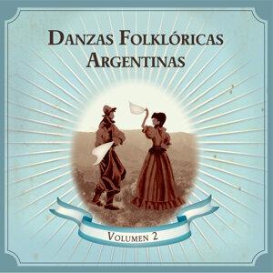 Danzas Folklóricas Argentinas Volumen 2