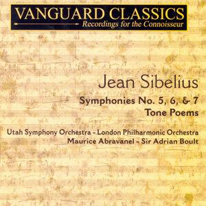 Sibelius: Tone Poems & Symphonies 5 - 7