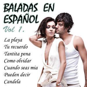 Baladas En Español Vol.1