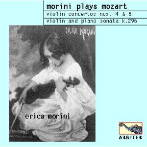 Morini Plays Mozart