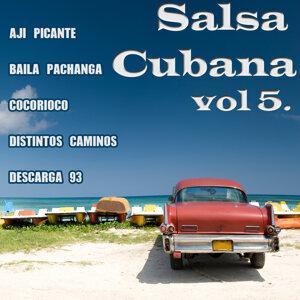 Salsa Cubana Vol.5