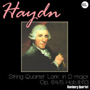 Haydn: String Quartet 'Lark' in D major, Op. 64/5 Hob.III:63