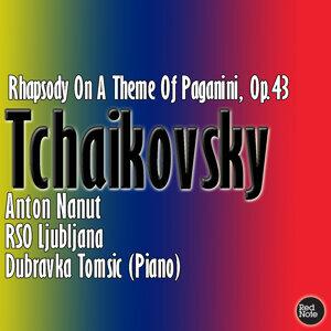 Rachmaninov: Rhapsody On A Theme Of Paganini, Op.43