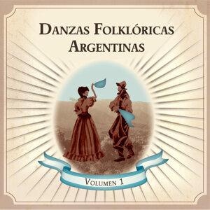 Danzas Folklóricas Argentinas Volumen 1