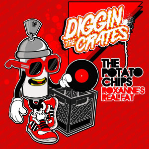Diggin' The Crates: Roxanne's Real Fat - Single