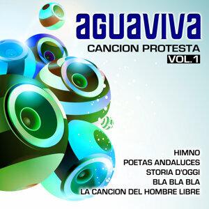 Cancion Protesta  Vol. 1