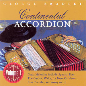 Continental Accordion - Volume 1