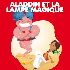 Aladdin Et La Lampe Magique — Contes De Fées Et Histoires Pour Les Enfants