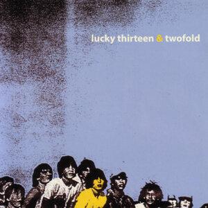 Lucky Thirteen / Twofold - Split EP